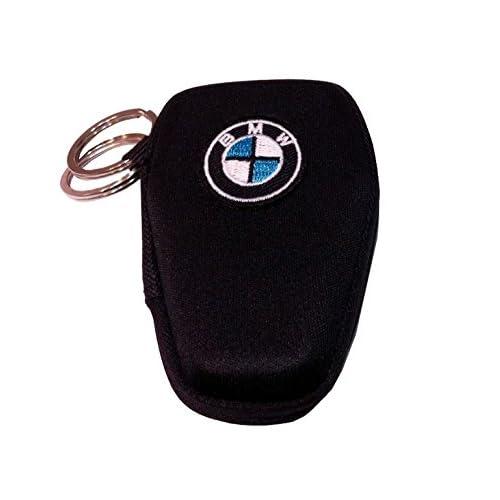 BMW étui porte-clés avec deux anneaux