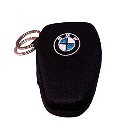 Funda para llavero BMW con dos anillos