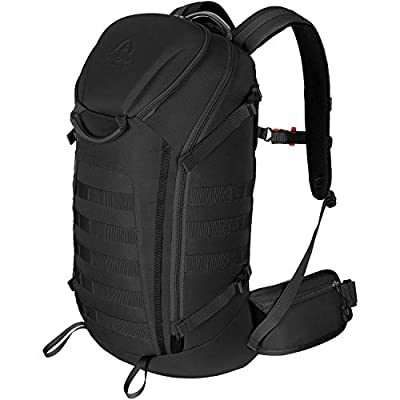 Aione Tactical Backpack Military Army Backpack Daypack 25L/30L/32L/47L Assault Pack Bug Out Bag with Hard Shell Top Pocket