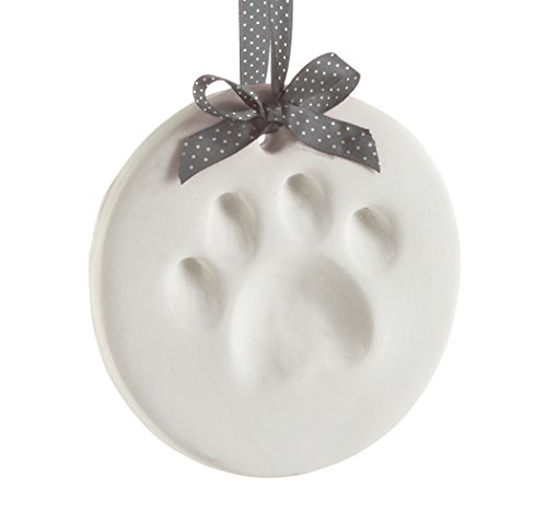 - Pearhead Pet Paw Prints Dog Or Cat Paw Print Keepsake Ornament, Creative for Pet Owner or Year-Round Keepsake