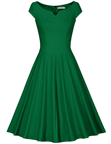 Vintage 50s 60s Green - 4