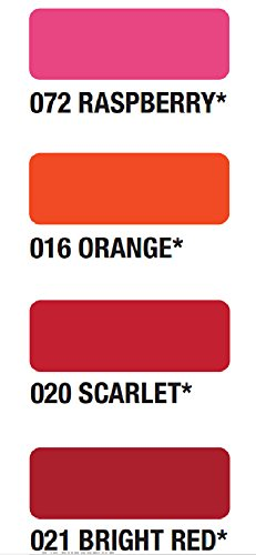 orange leather dye - 8
