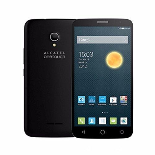 aade51dcda1 Smartphone Alcatel 7055A Smartphone One Touch Hero 2C color negro. Telcel  pre-pago: Amazon.com.mx: Electrónicos