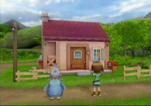 Amazon com: Harvest Moon: Tree of Tranquility - Nintendo Wii: Video