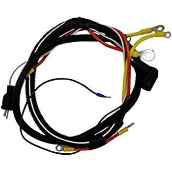 wiring harness ford naa jubilee tractor. Black Bedroom Furniture Sets. Home Design Ideas