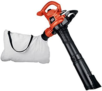 Black & Decker 12Amp 3-in-1 Function Blower, Vacuum & Mulcher