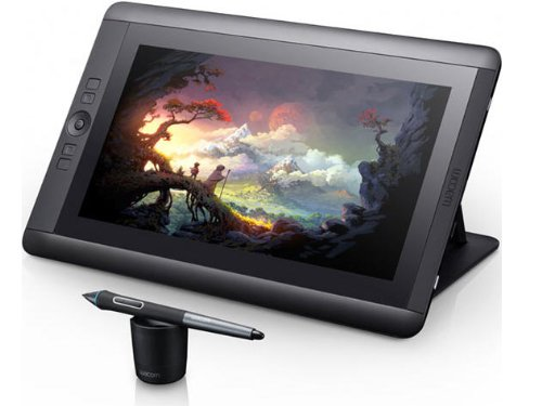 Wacom Cintiq 13HD Interactive Pen Display (DTK1300)