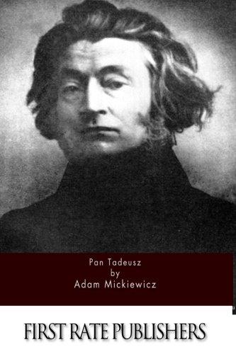 Download Pan Tadeusz pdf epub