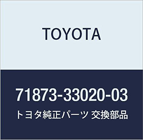TOYOTA Genuine 71873-33020-03 Seat Cushion Shield