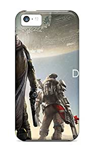 STCentralRoom Iphone 5c Well-designed Hard Case Cover 2014 Destiny Game Protector