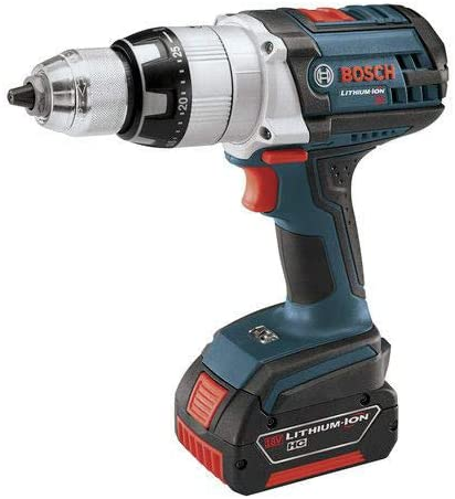 Factory-Reconditioned Bosch CLPK401-181-RT 18V Cordless Lithium-Ion 4-Tool Combo Kit