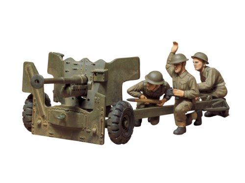 Tamiya 1:35 British 6 Pound Gun