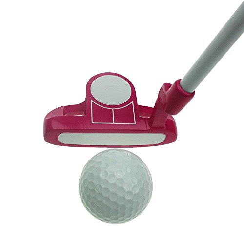 Taihemingna Update Kids Right-Hand Golf Club Junior Putter Golf Putter,4 Colors for Your Choice.