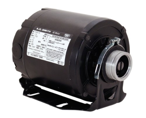 (A.O. Smith CB2034AD 1/3 Hp, 1725 RPM, 115/230 Volts, 48Y Frame, ODP Enclosure, Sleeve Bearing Carbonator Pump Motor)