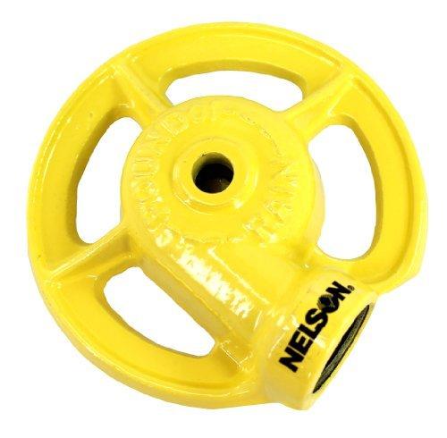 "NELSON ""Pound Of Rain"" Cast Iron Sprinkler - Circular Pattern"