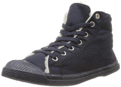 Bensimon - Zapatillas de Deporte de tela mujer azul - Bleu (Marine 5197)