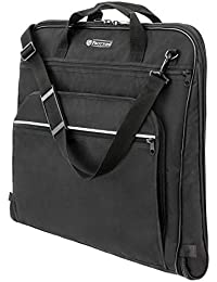 44-Inch Garment Bag for Travel – Water-Resistant Carry-On Suit Carrier 22a00d99db430