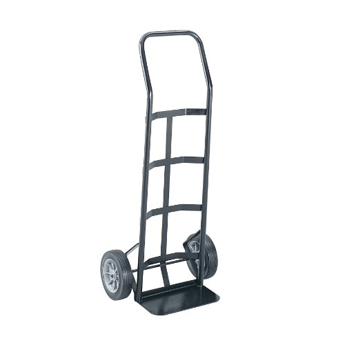 Safco Products Tuff Truck Continuous Handle Hand Truck 4069, 400 lbs. Capacity, Continuous Flow Back (Flow Back Handle Truck)