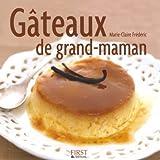 Gâteaux de grand-maman