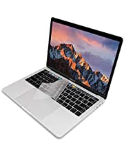 JCPal FitSkin Keyboard Protector For MBP13 with touch bar/New MBP15 with touch bar