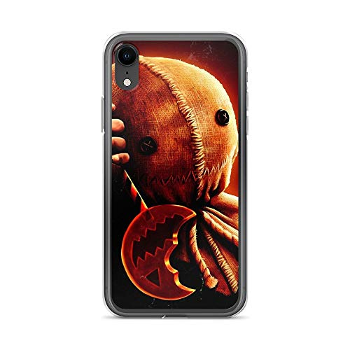 iPhone XR Pure Clear Case Cases Cover Trick 'r Treat Halloween Poster