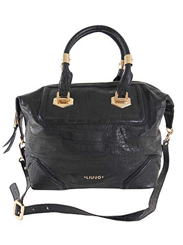 25 Jo Giada Shopping Liu Borsa Bag I3 Donna Nera qCF1S8