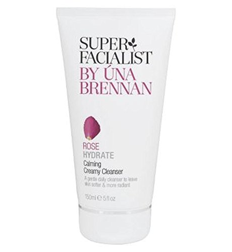 Superfacialist Rose Hydrate Cleanser 150Ml (Super Facialist By Una Brennan Rose Hydrate)