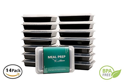 Container Single Compartment Portion Control product image