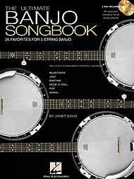 Ultimate Banjo Songbook - Hal Leonard Ultimate Banjo Tab Songbook with CD