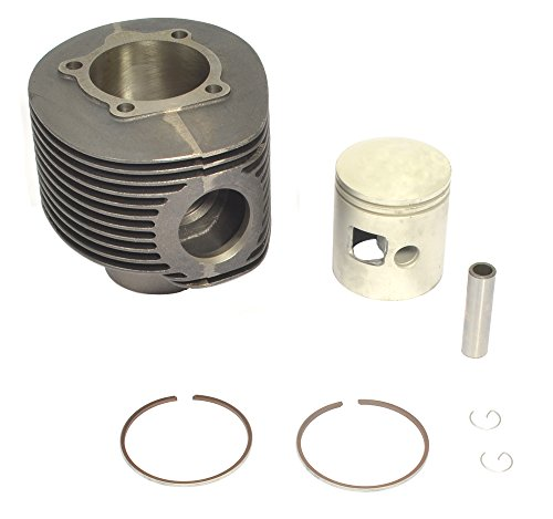 Athena (005500) 68mm Diameter Cast Iron 210cc Racing Cylinder Kit