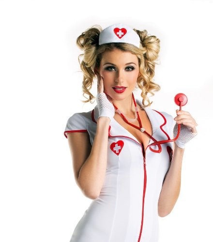 Be Wi (Nurse Halloween Costumes For Womens)