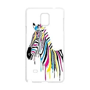 Samsung Galaxy Note 4 Fashion Zebra Theme Phone Shell