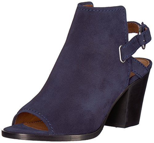 FRYE Women's Dani Shield Sling Mule Navy