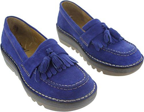 Suede London Fly Juno Women's Loafers wtOYTq