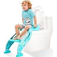 KIDPAR Potty Training Seat for Kids,Adjustable Toddler...