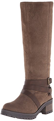 Fergalicious Womens Rita Tall Boot Taupe