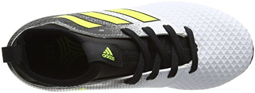 adidas Jungen Ace Tango 17.3 TF Fußballschuhe Mehrfarbig (Ftwr White/solar Yellow/core Black)
