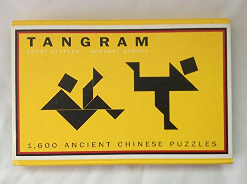 Tangram: 1,600 Ancient Chinese Puzzles ()