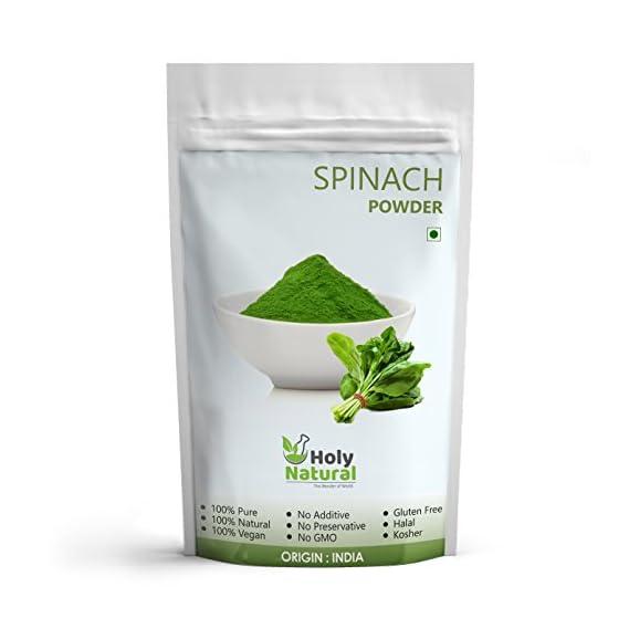 Holy Natural Spinach Powder - 200 GM
