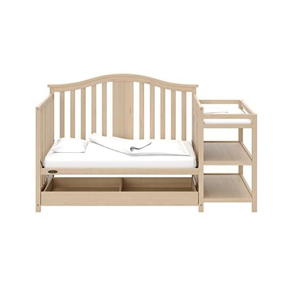 Wonderful Graco Benton 5 In 1 Convertible Crib Toddler Rail