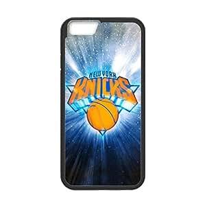 New York Knicks Back Design for 4.7 inch Screen iPhone 6 TPU Case (Laser Technology)-by Allthingsbasketball