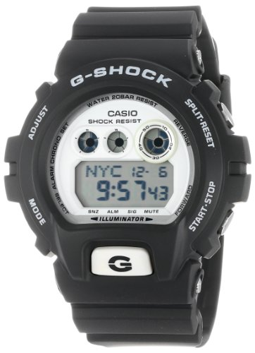 G-Shock World Time Chrono Resin - Black Men's watch #GDX6900-7