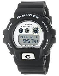 Casio GDX6900-7 Men's G-Shock White Digital Dial Black Resin Strap Chronograph Alarm Dive Watch