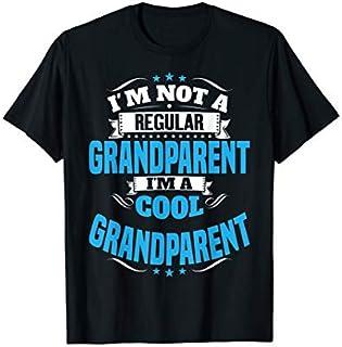 ⭐️⭐️⭐️ I'm Not a Regular Grandparent I'm a Cool Grandparent Need Funny Short/Long Sleeve Shirt/Hoodie