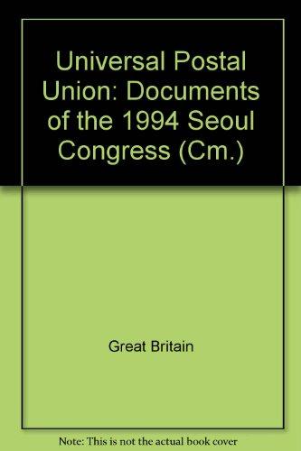 Universal Postal Union - 6