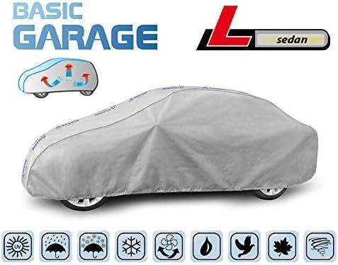 Autoplane ATMI L Sedan atmungsaktiv kompatibel mit Mercedes C-Klasse W204 autoschutz Abdeckung
