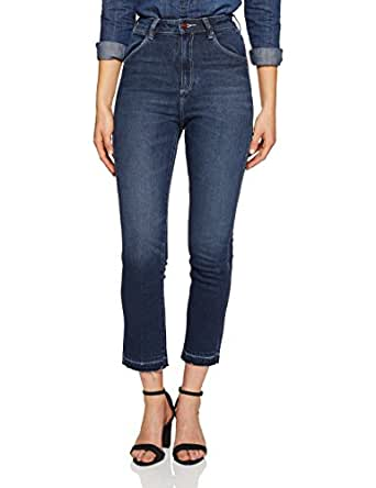 Wrangler Women's Hi Peggy Cropped, Off Duty, R-06
