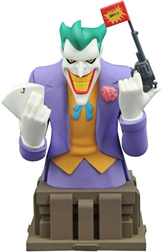 Entertainment Earth Batman: The Animated Series Joker Bust