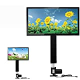 Flexible LCD Motorised TV Stand Lift Mount