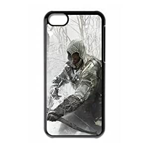 Assassin'S Creed Ii iPhone 5c Cell Phone Case Black Phone Accessories VR683818